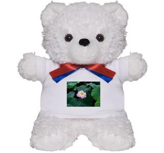 Muan lotus teddybear