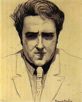 Picabia self portrait